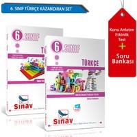 Sınav 6. Sınıf Türkçe Kazandıran Set