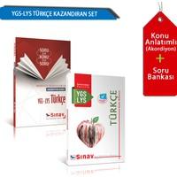 Sınav YGS LYS Türkçe Kazandıran Set