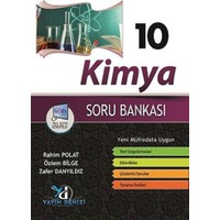 Yayın Denizi 10. Sınıf Kimya Soru Bankası