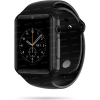 Dark SW10B Smart Design Android ve IOS Uyumlu Akıllı Saat Siyah (DK-AC-SW10B)