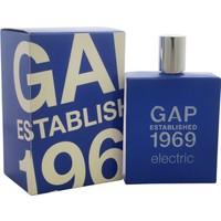 Gap Electric Edt 100Ml Erkek Parfüm