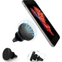 Case 4U Manyetik Mıknatıslı Araç İçi Telefon Tutucu 360 Derece