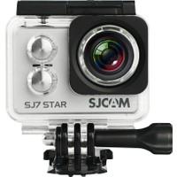 SJCAM SJ7 Star 4K Aksiyon Kamerası - Gümüş