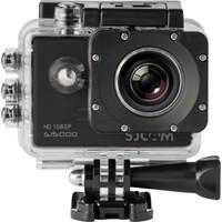 Sjcam Sj5000 Outdoor Aksiyon Kamera Lisanslı Ürün-Siyah