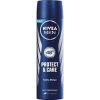 Nıvea Protect&Care Sprey 150Ml Erkek