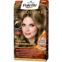 Palette Deluxe 8-01 Küllü Açık Kumral Saç Boyası