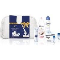 Dove Özel Güzellik Seti - Çanta Hediyeli (Body Silk+Duş Jeli+Deodorant+Cream Bar )