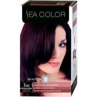 Sea Color 3/66 - Patlıcan Moru Saç Boyası