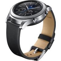 Samsung Siyah Deri Gear S3 Kayış