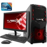 "Turbox TR5011 Intel Core i5 540M 8GB 250GB Freedos 18.5"" Masaüstü Bilgisayar"