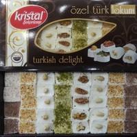 Kristal Özel Türk Lokumu