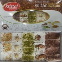 Kristal Sultan Lokum