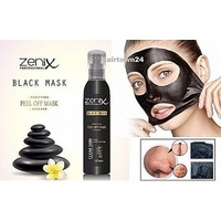 Zenix Peel Off Black Face Mask 130 Ml Siyah Maske