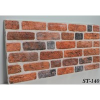Delledekor Tuğla Ve Taş Görünümlü Duvar Panelleri