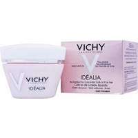 Vıchy Idealia Ps Smoothing And Illuminating Cream 50 Ml - Kuru Ciltler