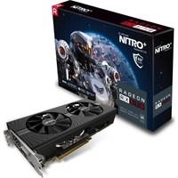 Sapphire Nitro+Amd Radeon RX 570 8G OC 245 Bit DDR5 (DX12) PCI-E 3.0 Ekran Kartı 11266-09-20G