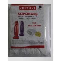 Arçelik Arnica Süpürgeç Plus Turbo Lüx Elektrikli Süpürge Toz Torbası