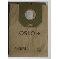 Philips Oslo Kağıt Süpürge Torbası