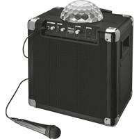 Trust Urban 21405 Fiesta Disco Wireless Speaker Parti Işığı