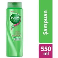 Elidor Şampuan Sağlıklı Uzayan Saçlar 550 ml