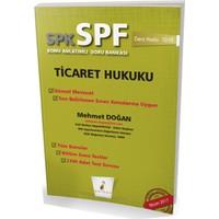 Spk - Spf Ticaret Hukuku Konu Anlatımlı Soru Bankası 1010 - Mehmet Doğan
