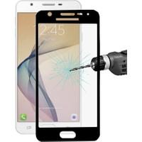 Ally Akıllıphone Samsung Galaxy J7 Prime Full Kaplama Kırılmaz Cam Ekran Koruyucu