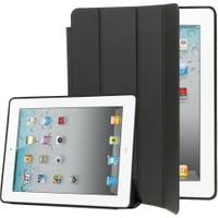 Ally Akıllıphone Apple İpad 2,3,4 Smart Cover Standlı Ultra İnce Deri Kılıf