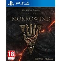 The Elder Scrolls Online Morrowind Ps4