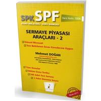 SPK - SPF Sermaye Piyasası Araçları 2 Konu Anlatımlı Soru Bankası 1004