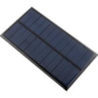 1.5V 500MA Güneş Pili - Solar Panel 110X70 MM