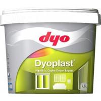 Dyoplast Plastik Duvar Boyası 7,5 Lt. - 2914 Yeni Fildişi