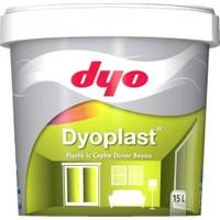 Dyoplast Plastik Duvar Boyası 15 Lt. - 2914 Yeni Fildişi