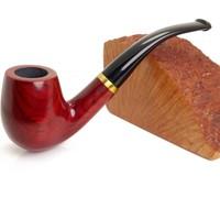 Falconetti Sandalwood Ahşap Pipo ps76