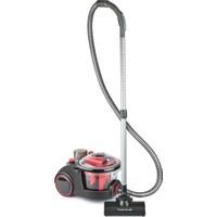 Arnica Bora 5000 2400W Su Filtreli Çift Turbo Fırçalı Elektrikli Süpürge-Kırmızı