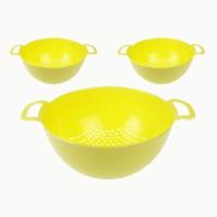 Joy Kitchen 3 Lü Mini Süzgeç - Sarı