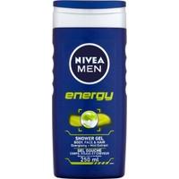 Nivea Energy Erkek Duş Jeli 250 Ml