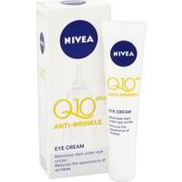 Nivea Q10 Kırışık Karşıtı Göz Çevresi Kremi 15 Ml