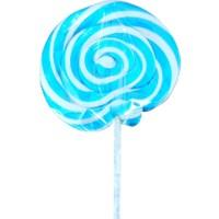 Partioutlet Sosyete Şekeri Mavi - 40 Lı
