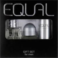 Equal Classic Erkek Parfüm + Deodorant + Roll On