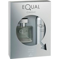 Equal Classic Erkek Parfüm + Deodorant