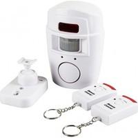 Clifton Kumandalı Hareket Sensörlü Alarm