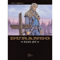 Durango 2 - Öfkenin Gücü - Western Çizgi Roman