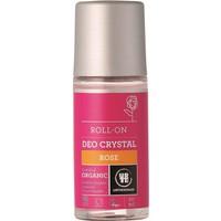 Urtekram Organik ve Vegan Yaban Gülü Kristal Deodorant - 50 ml. Roll On