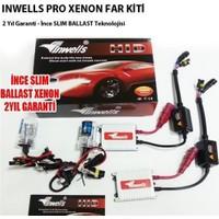 Inwells H7 6000K Xenon Far Kiti Inwells Pro 12 V