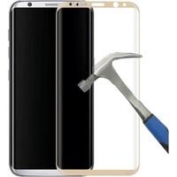 Teleplus Samsung Galaxy S8 TAM Kapatan Kırılmaz Cam