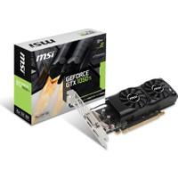 MSI NVIDIA GeForce GTX 1050 Ti 4GT LP 4GB 128 bit GDDR5 DX(12) PCI-E 3.0 Ekran Kartı (GTX 1050 Ti 4GT LP)