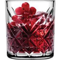 İkram Dünyası Paşabahçe Viski Bardağı 4'Lü 52810