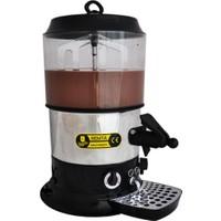 İkram Dünyası Vural Sahlep-Sıcak Çikolata Makinası 9 Tl.