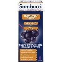 Sambucol Plus Black Elderberry Extract Şurup 120 ml