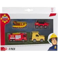 İtfaiyeci Sam 3099630 4 Pack 2 Asst Box